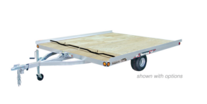 Triton Sled Bed Trailer
